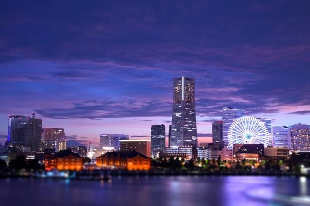 【横浜夜景】004
