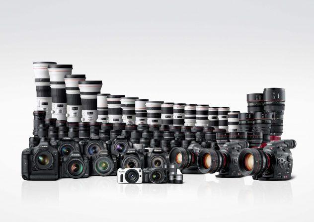 EF lens