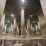ウワサの地下神殿!「首都圏外郭放水路」へ潜入!