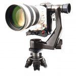 ジンバル雲台やビデオ雲台で超望遠レンズを使おう!
