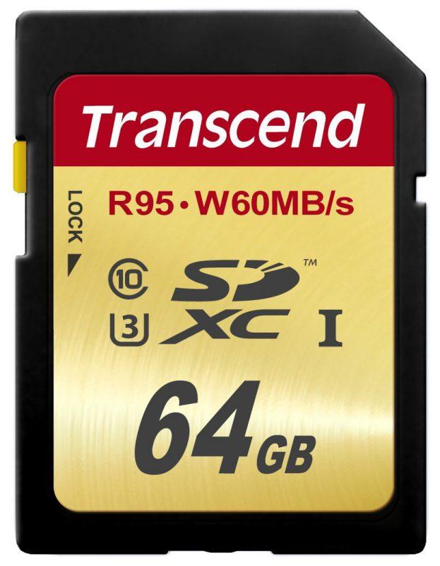 transcend sd 64gb