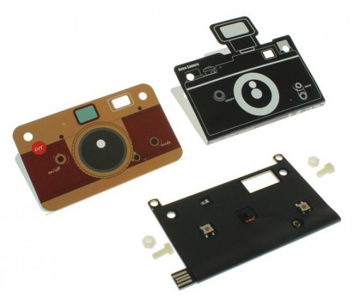 紙みたいなデジタルカメラ 5
