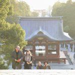 冬のパワースポット巡り!鎌倉&江ノ島へ撮影旅行に行ってきました!<鶴岡八幡宮編>