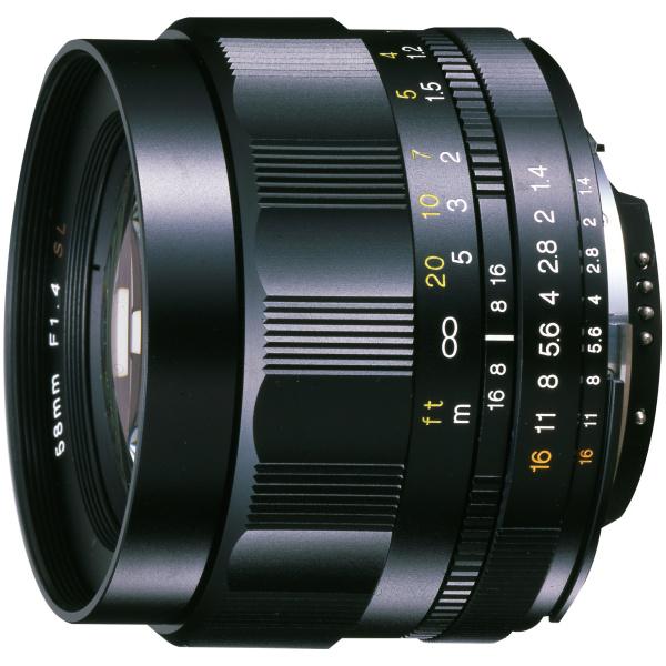 NOKTON 58mm F1.4 SL II N