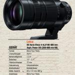 LEICA DG Vario-Elmar 100-400mm F4.0-6.3 Power OIS間もなく登場!