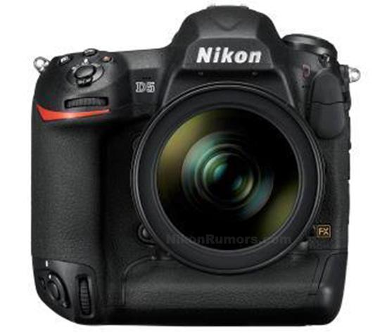 Nikon DSLR D5