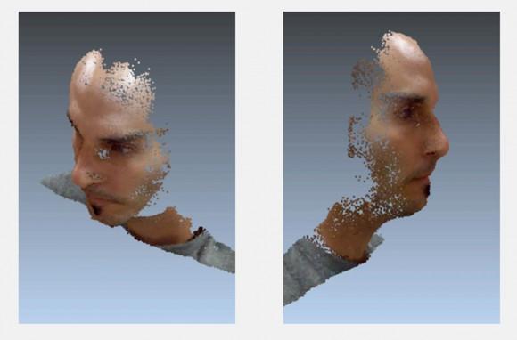 iPhone7 Plus デュアルカメラ 3D
