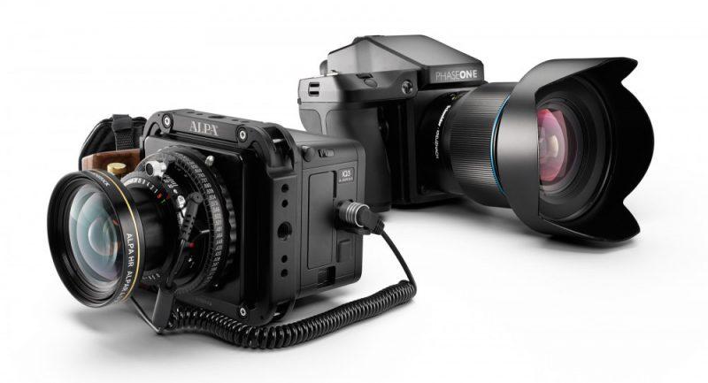 ALPA IQ3 1億画素ミラーレスカメラシステム