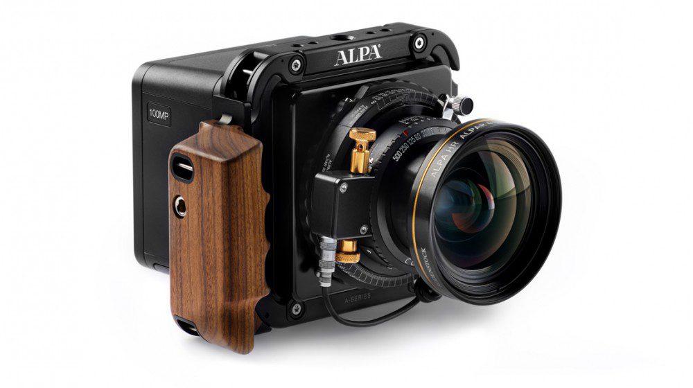 ALPA IQ3 100MP System