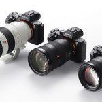 ソニーがプロ用F2.8通しレンズ「FE24-70mm F2.8 GM」「FE70-200mm F2.8 GM OSS」と中望遠単焦点「FE85mm F1.4 GM」を正式発表!