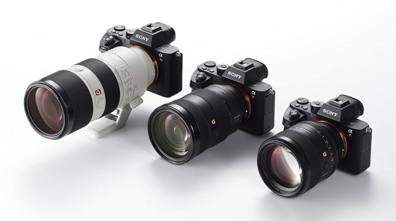 Sony G-Master lens series