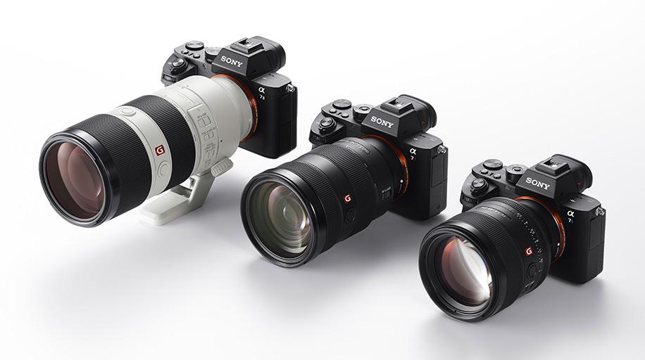 G-Master lens series