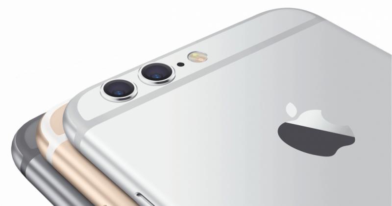 iPhone7 Plus デュアルカメラ
