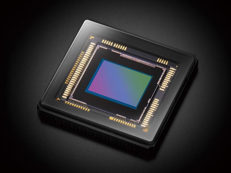 SONY CMOSイメージセンサー