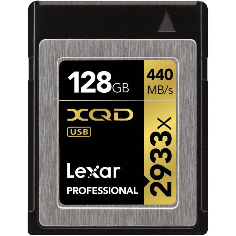 Lexar XQD 128GB