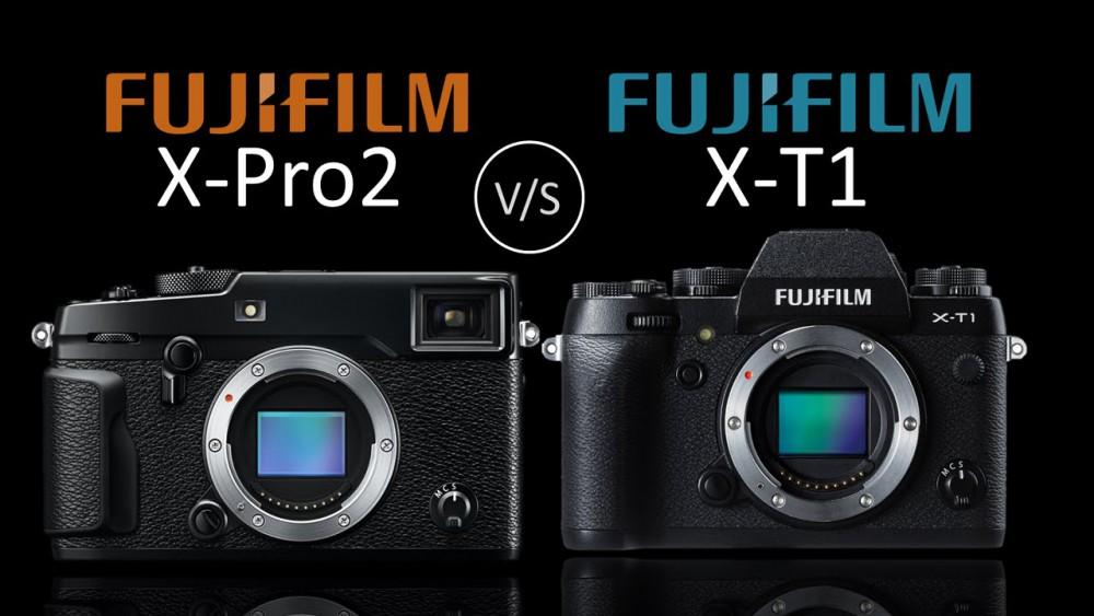 X-Pro2 vs X-T1