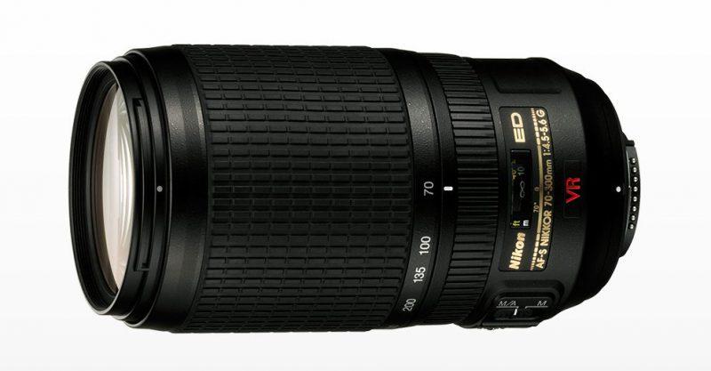 AF-S VR Zoom-Nikkor 70-300mm f:4.5-5.6G IF-ED