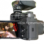 FUJIFILM X-T2画像リーク!フォーカスレバー&可動液晶でより使いやすく!