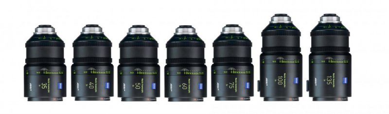 ZEISS anamorphic lens
