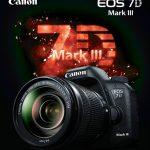 EOS 7D Mark II後継機、EOS 7D Mark III(7D3)の詳細スペックはこれだ!