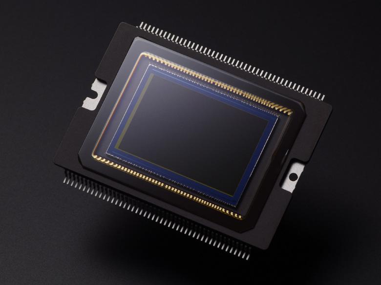デュアルピクセルCMOSイメージセンサー