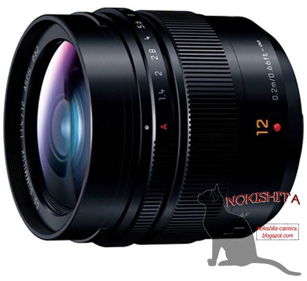 LEICA DG SUMMILUX 12mm/F1.4 ASPH.