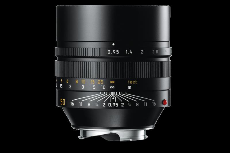 LEICA NOCTILUX-M F0.95:50mm ASPH.