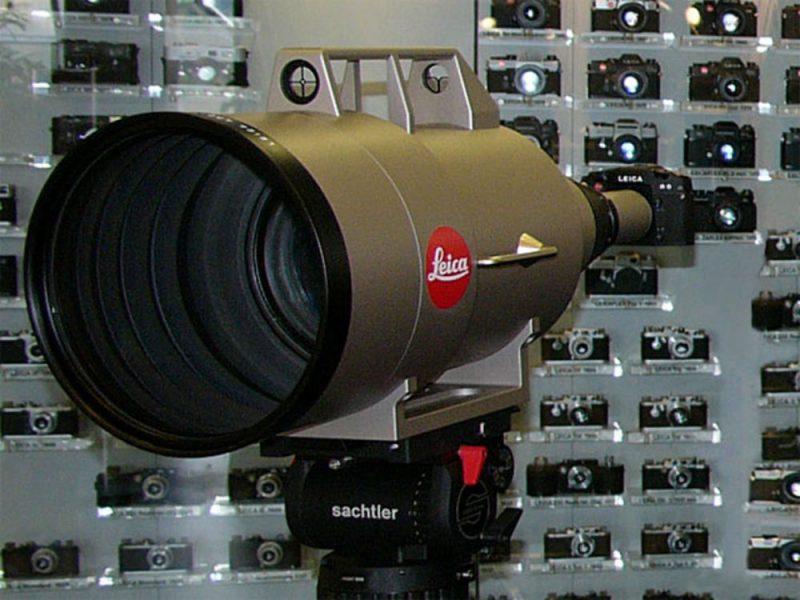 LEICA APO-Telyt-R 1600mm F5.6
