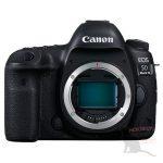 Canon EOS 5D Mark IVの外観&スペックがリーク!正式発表も間近か!?