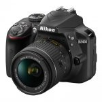 Nikon D3400が登場!エントリー一眼レフが2年半の時を経て進化し登場!