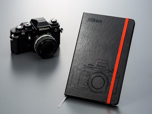 Nikon F3 Moleskine