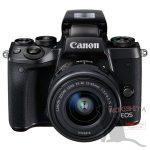 Canon EOS M5はEVF内蔵一眼レフスタイルで登場!