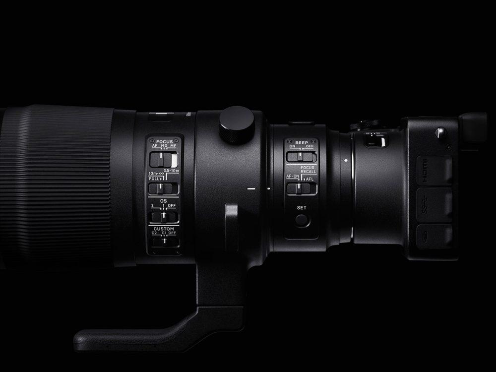 SIGMA 500mm F4 DG OS HSM Sports