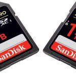 サンディスクが遂に1TBのSDXCメモリーカードが登場!