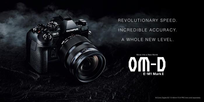 OM-D E-M1 Mark II