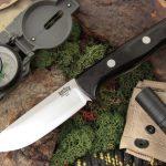 バークリバーナイフはハンティングやブッシュクラフトだけでなくスタジオワークにもおすすめの本格ナイフ!