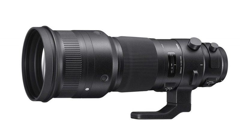500mm F4 DG OS HSM Sports