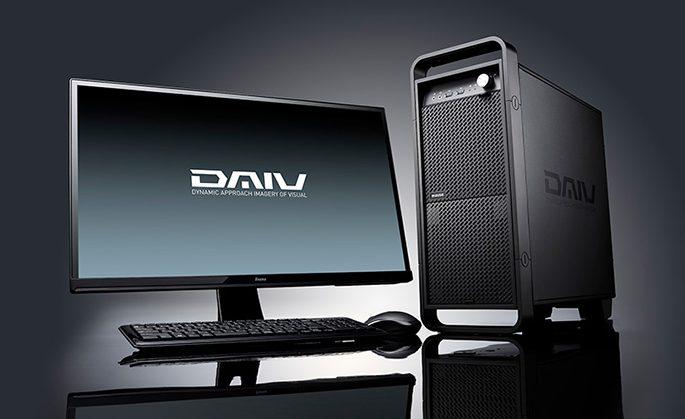 mouse computer DAIV-DGZ510