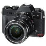 FUJIFILM X-T20は2430万画素&4K動画を搭載、詳細スペックが明らかに!