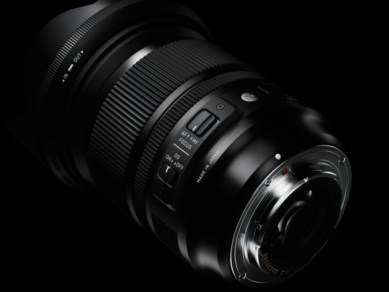 SIGMA 24-105mm F4 DG OS HSM Art