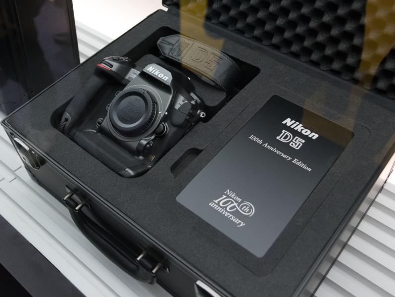 Nikon D5 100th anniversary
