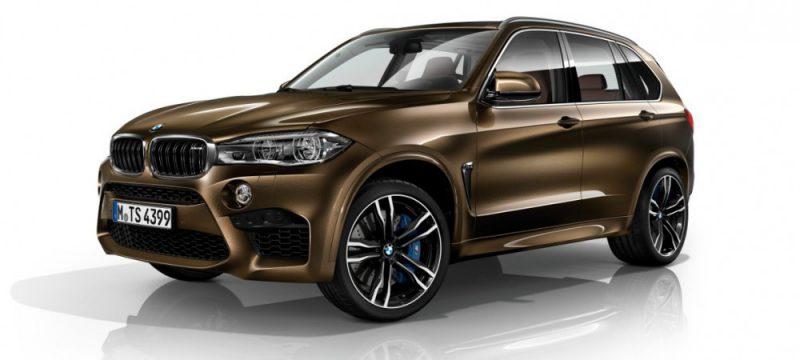 BMW X5M エクステリア
