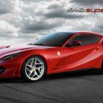 史上最強のフェラーリ「812スーパーファスト」が登場!撮影地にはこれでいけ!