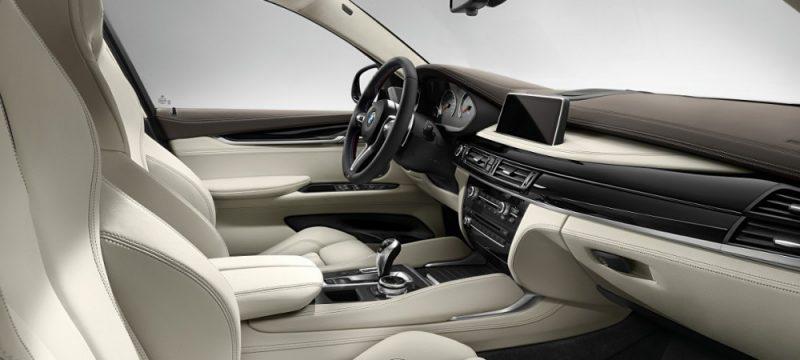 BMW X5M インテリア