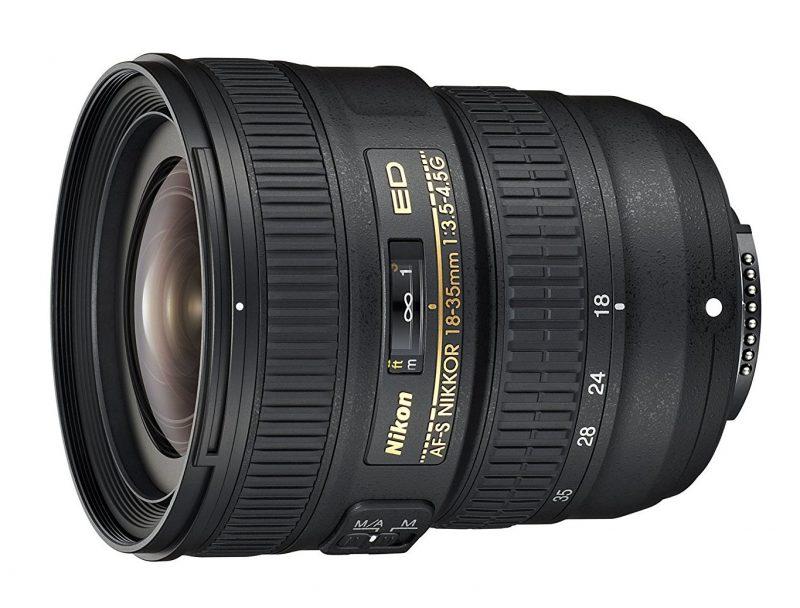AF-S NIKKOR 18-35mm f:3.5-4.5G ED