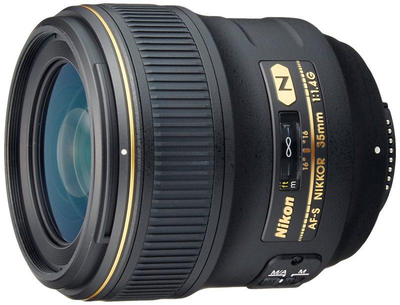 AF-S NIKKOR 35mm f:1.4G