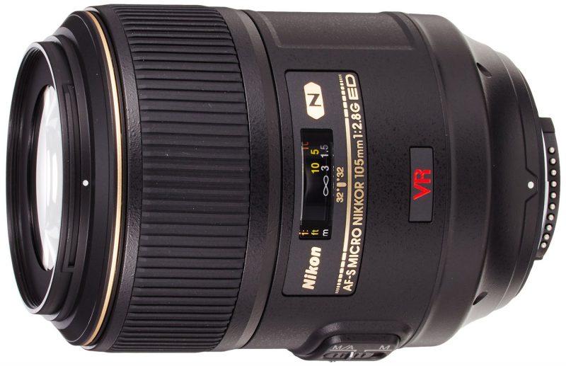 AF-S VR Micro-Nikkor 105mm f:2.8G IF-ED