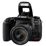 Canon EOS 77Dは2420万画素デュアルピクセルCMOSイメージセンサーを搭載して登場!