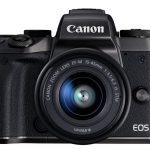 Canon EOS M6が間もなく発表!?EOS M5後継機?それとも別シリーズ?