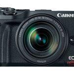 Canon EOS M6のスペック情報!2420万画素、秒間7コマ、Wi-Fi&Bluetooth搭載!